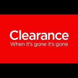 Storewide Black Friday sale!!